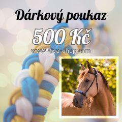 Dárkový poukaz AIVA • 500 Kč