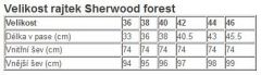 Rajtky Wellbrook Navy/Fuschia • Vel. 36 Sherwood Forest