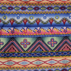 Indiánské barevné legíny Tanganike