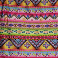 Indiánské barevné legíny Tropic