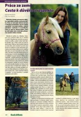 O firmě AIVA Koně a hříbata 04/2014