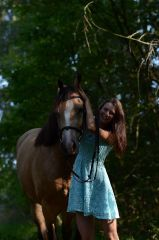 S koněm a se smyslem pro humor zacházej opatrně... :)