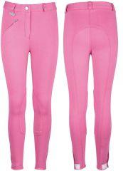 Dětské jezdecké kalhoty • STARTER pink • Vel. 146, 158