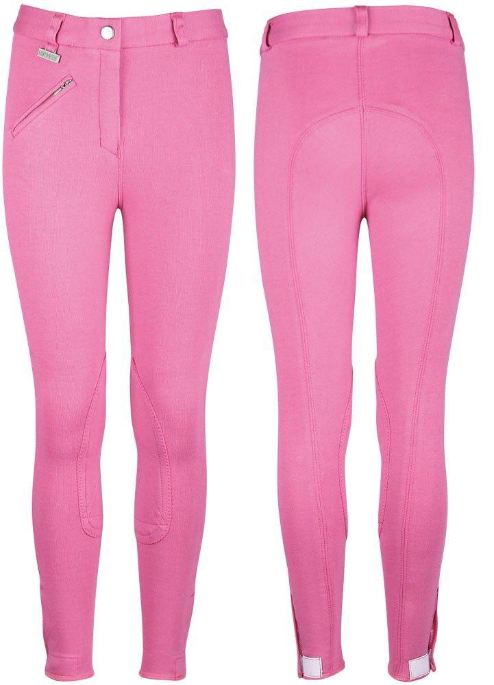 Dětské jezdecké kalhoty • STARTER pink • Vel. 146, 158 Harry's Horse