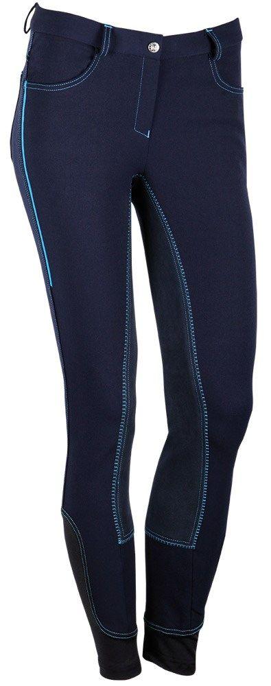 Jezdecké kalhoty Nice Plus námořnicky modré Harry's Horse