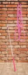 Mrkvová hůlka MEDIUM oplétaná 100 cm AIVA carrotstick
