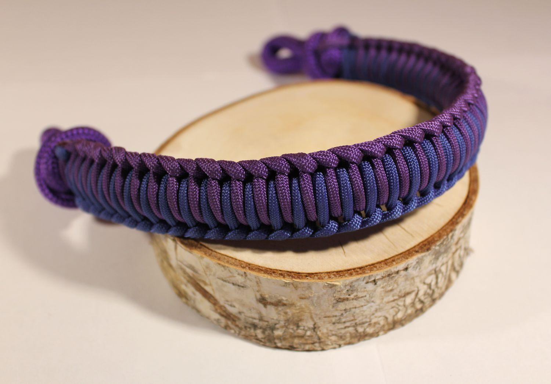 PONY/COB • Čelenka AMBRA fialovo-modrá