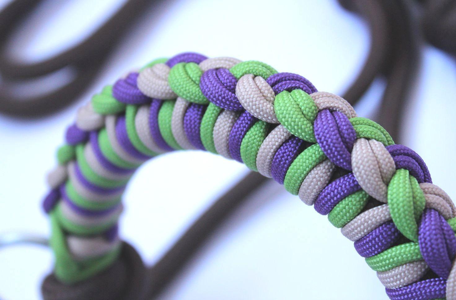 PONY • Jezdecká ohlávka FREY fialkovo-hnědá